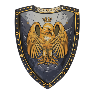 Liontouch Golden Eagle Night Shield