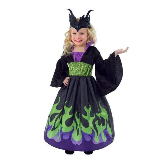 Little Adventures Dragon Queen with Soft Crown S
