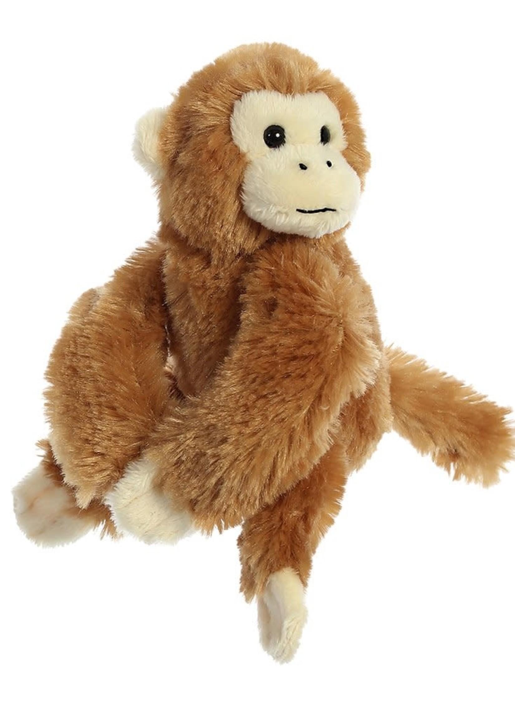 """aurora 9"""" Wristamals Monkey"""