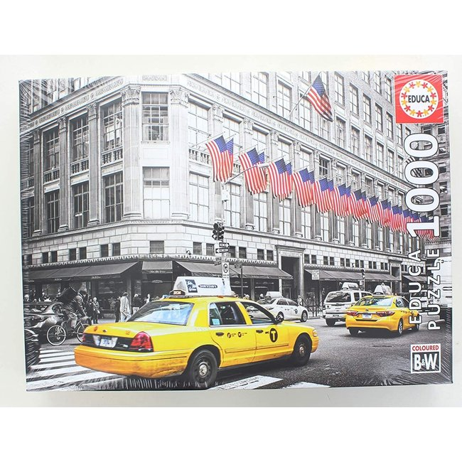 Educa Fifth Avenue, NY 1000pc