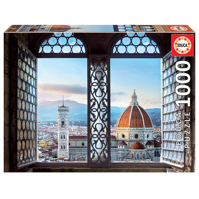 Educa Views of Florence 1000pc