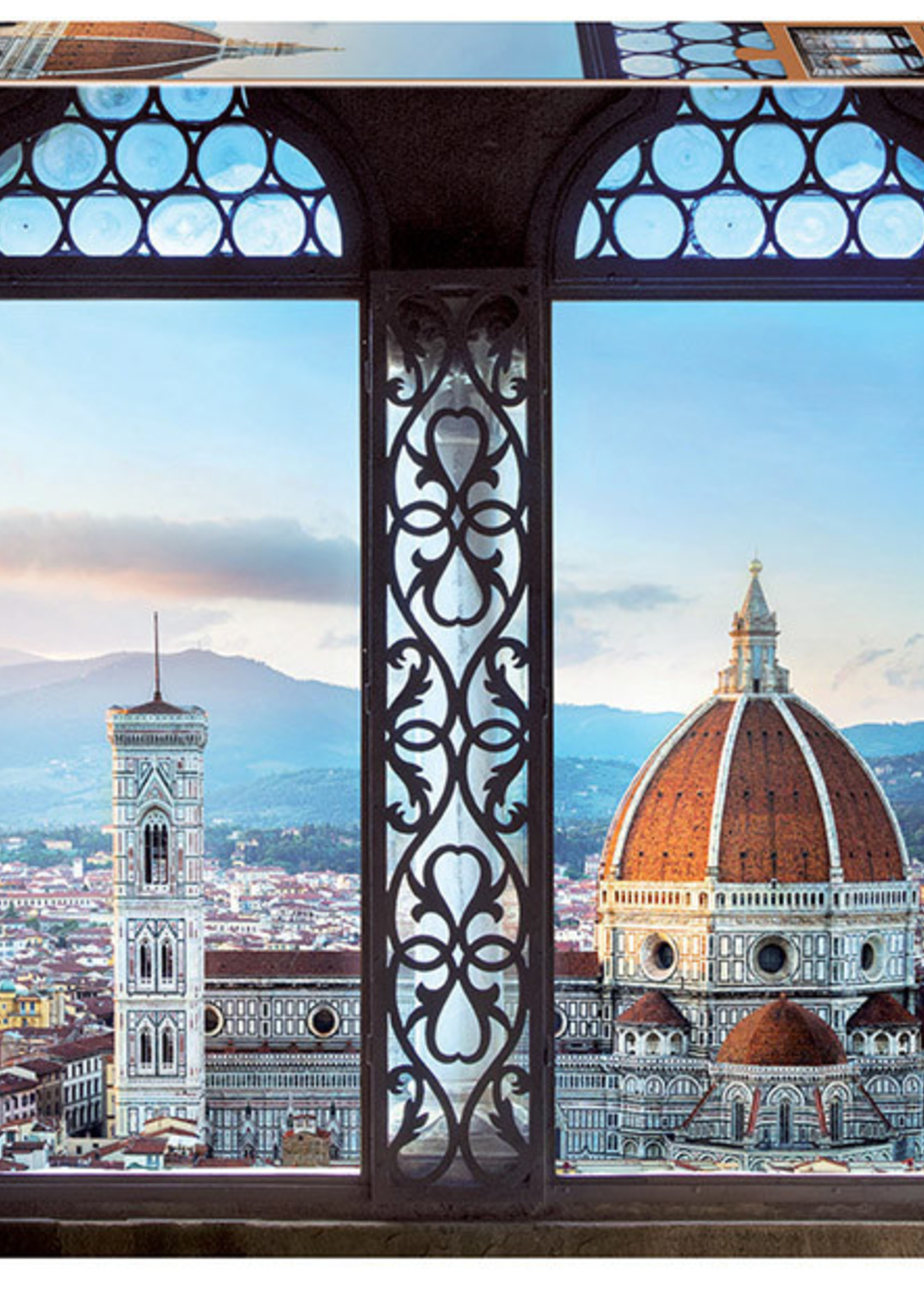 Educa Views of Florence 1000pc