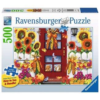Ravensburger Autumn Birds 500 XXL