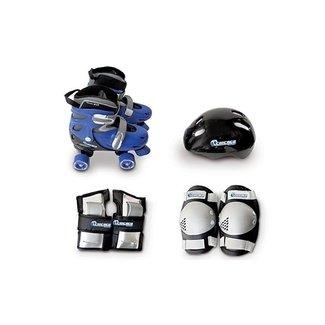 Quad skate combo set size 1-4