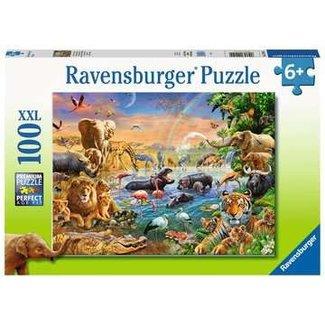 Ravensburger Savannah Jungle Waterhole (100pc)