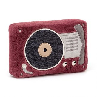 Jellycat Wiggedy Record Player
