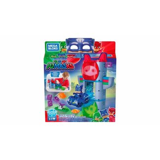 Mega Bloks PJ Masks Build and Blast