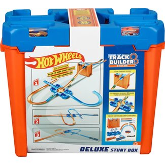 Hot Wheels HOT WHEELS® Track Builder Deluxe Stunt is Box