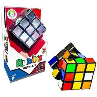 Rubik's 3x3 40th Annv Metallic