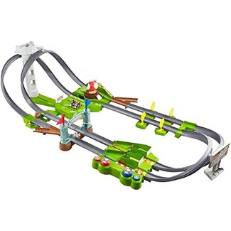 Hot Wheels Mario Kart Circuit Track Set