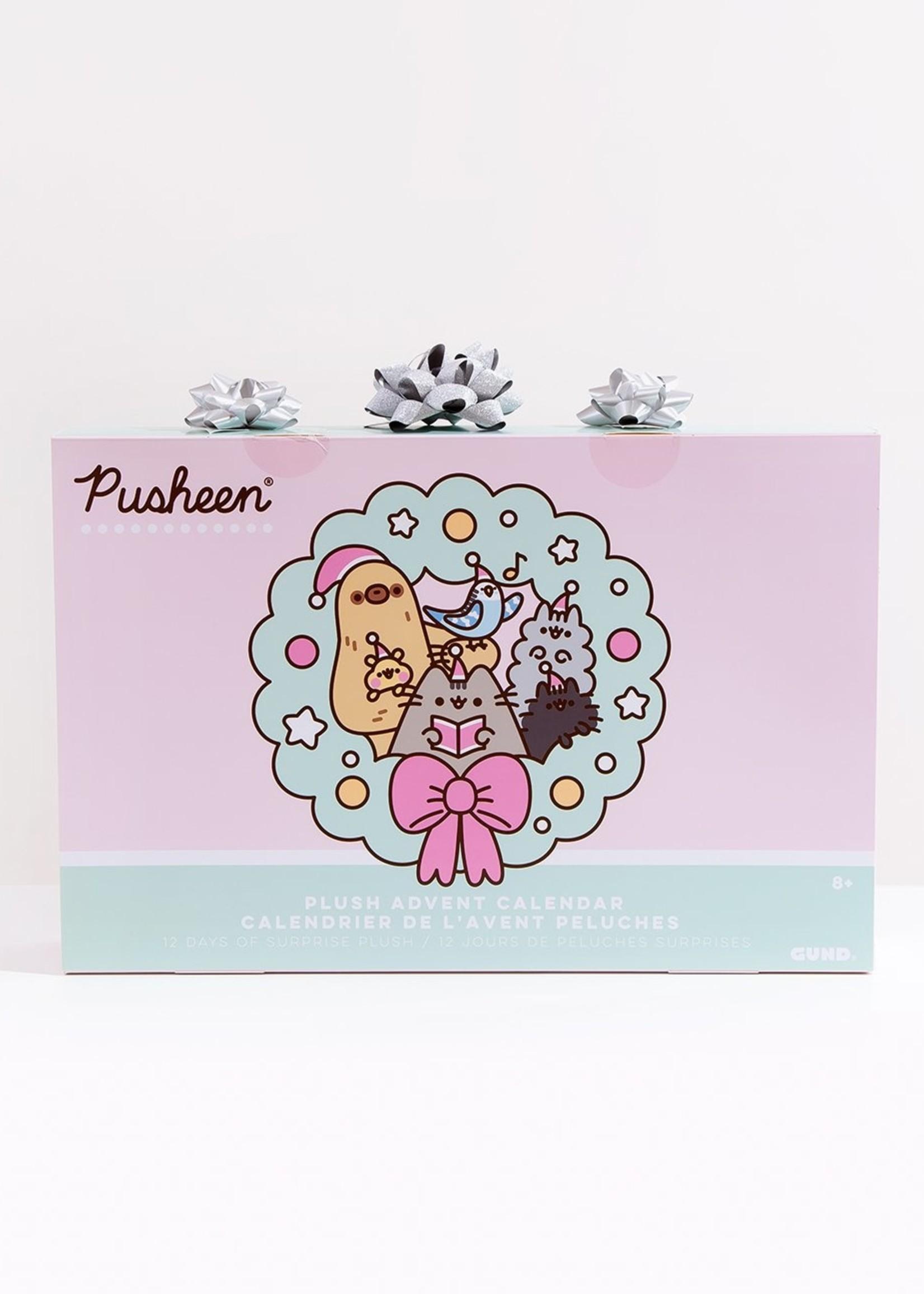 Gund Pusheen Advent Calendar