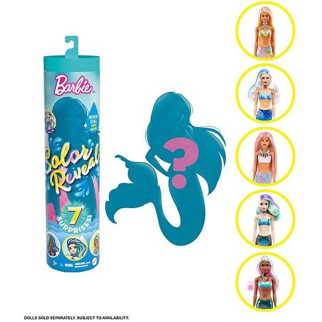 Barbie Color Reveal Doll Asst.