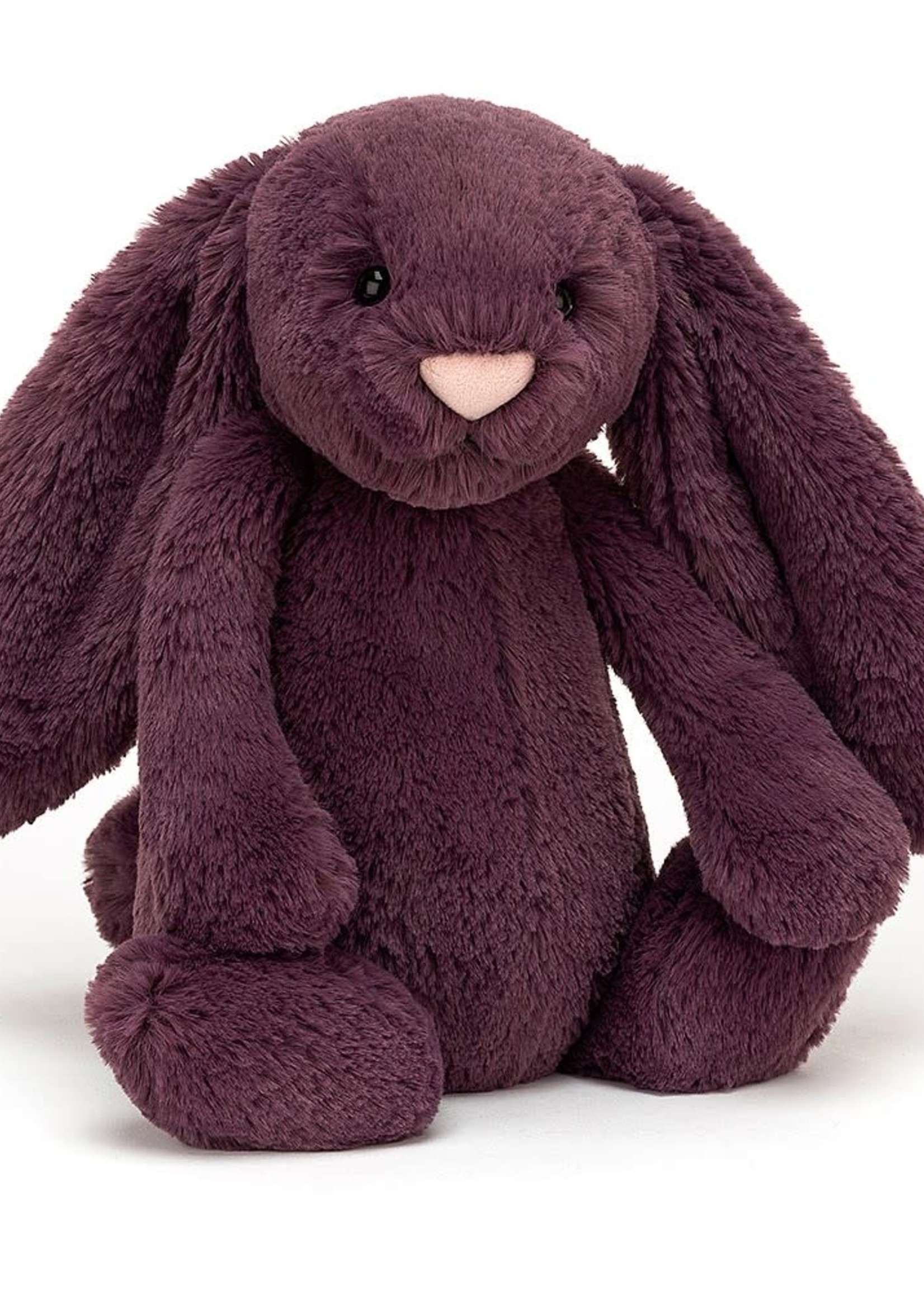 Jellycat Bashful Plum Bunny Huge