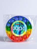 Watchitude Pop'd- Rainbow Disc