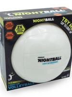 Nightball Volleyball- White