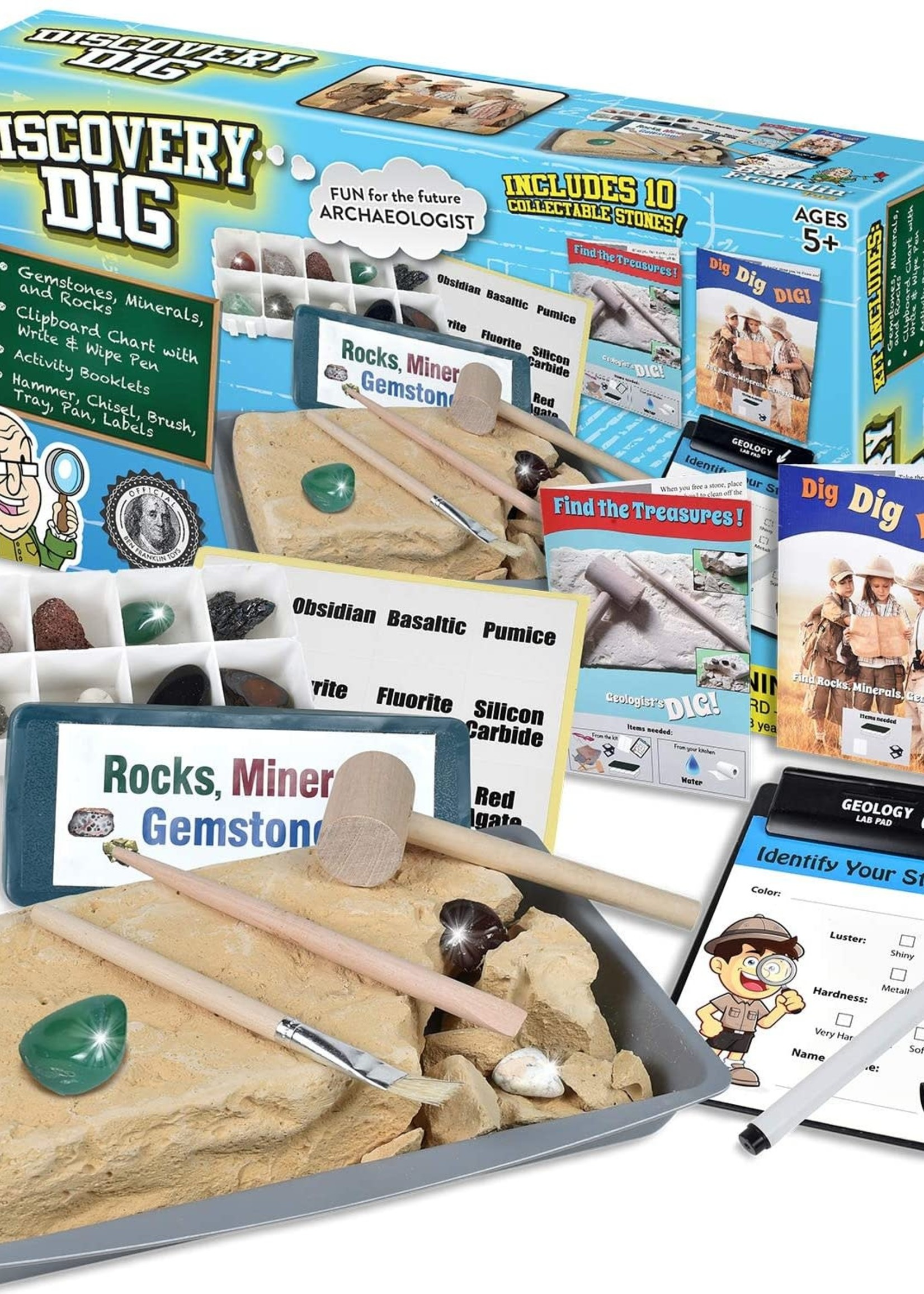Ben Franklin Toys- Discovery Dig