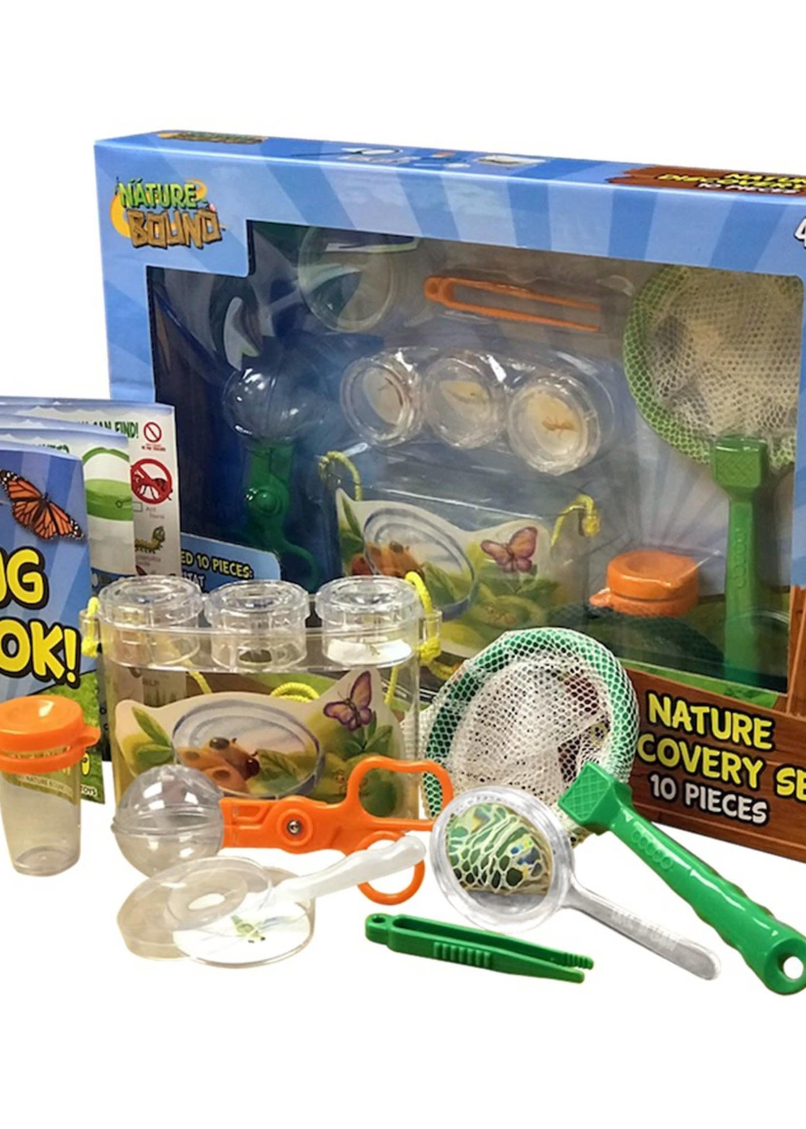 Nature Discovery Bug Catcher 6 piece set