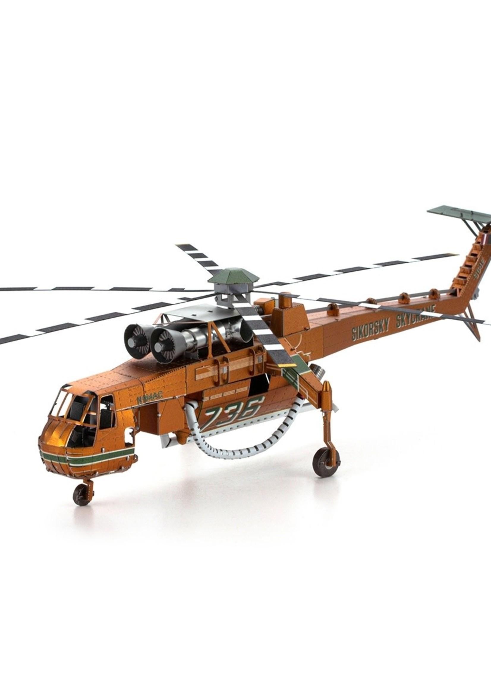 METAL EARTH S-64 Skycrane
