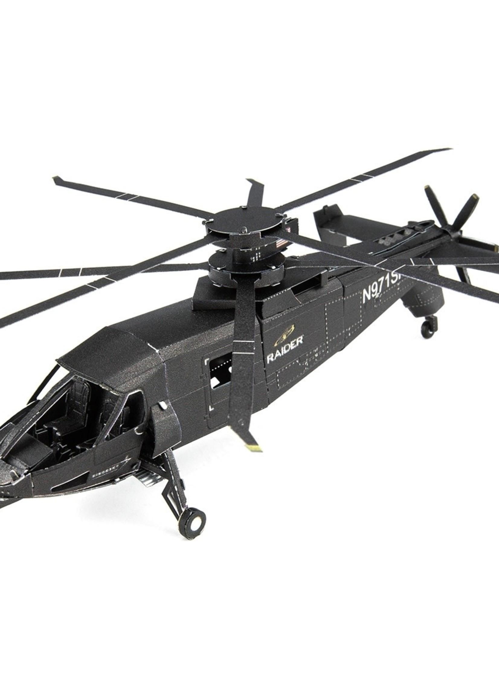METAL EARTH S-97 Raider