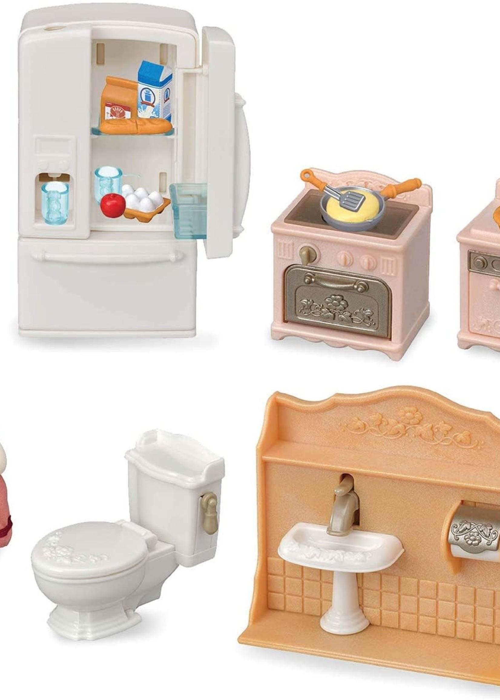 Calico Critters Playful Starter Furniture Set