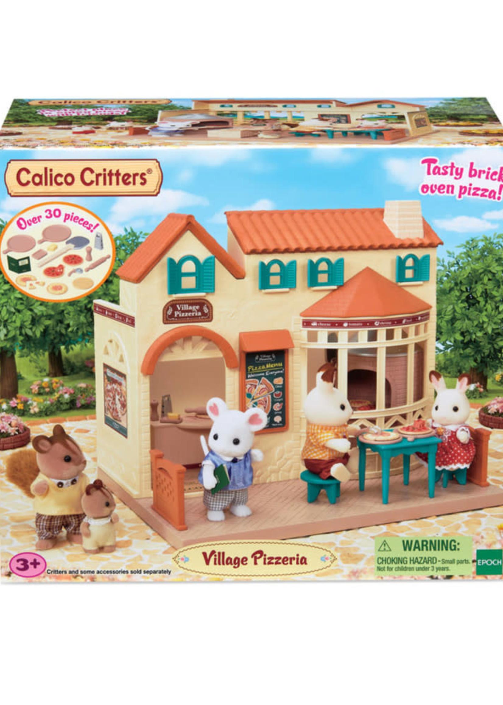 Calico Critters Village Pizzeria