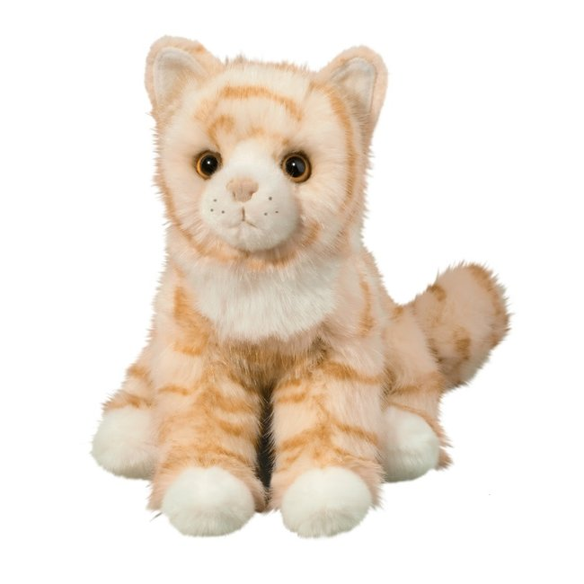 Adele Orange Stripe Cat