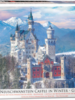 Eurographic Neuschwanstein Castle in Winter