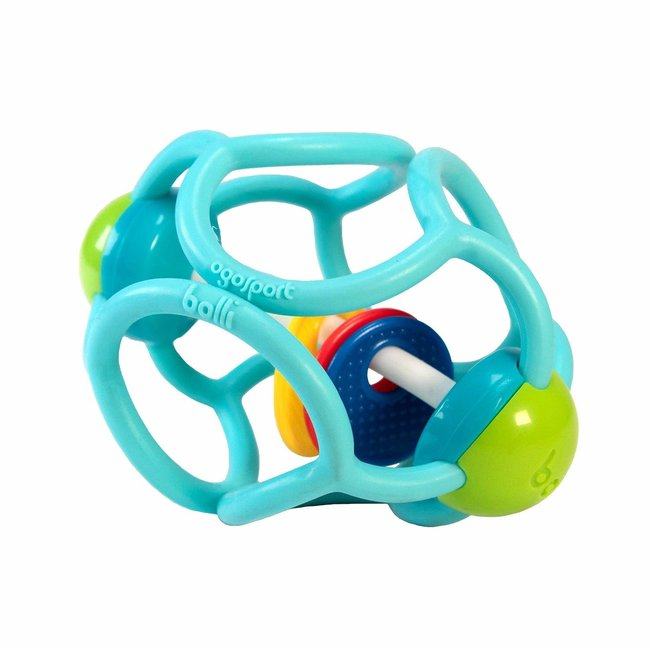 Bolli Rattle Ball Blue