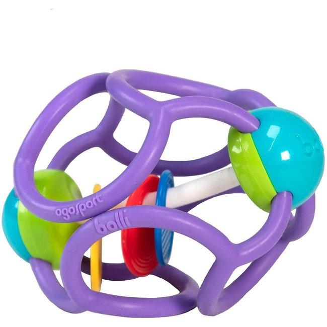 Bolli Rattle Ball Purple