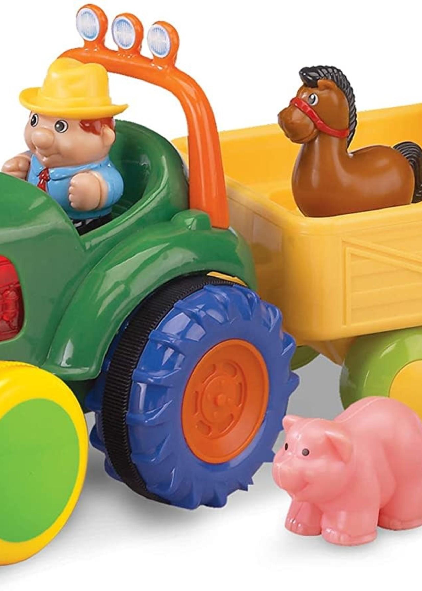 Kidoozee Funtime Tractor