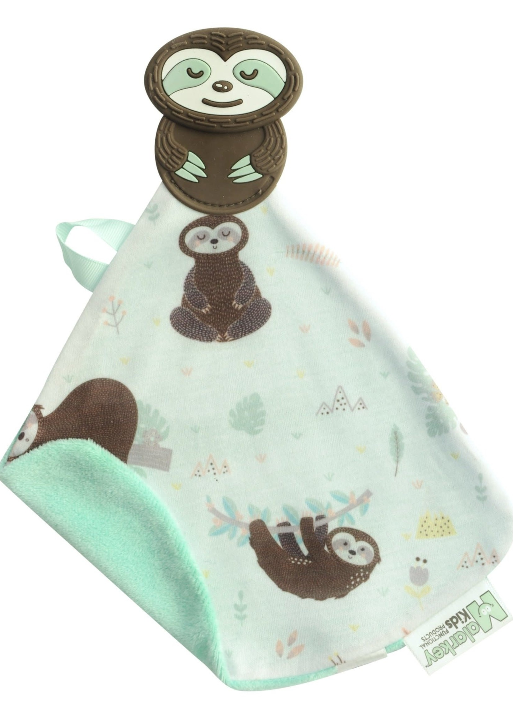 Munch-It Blanket- Snuggly Sloth