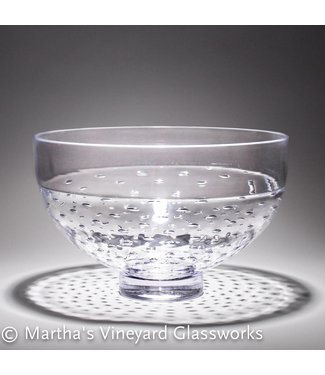 MVG Encalmo Bubble Bowl in Clear