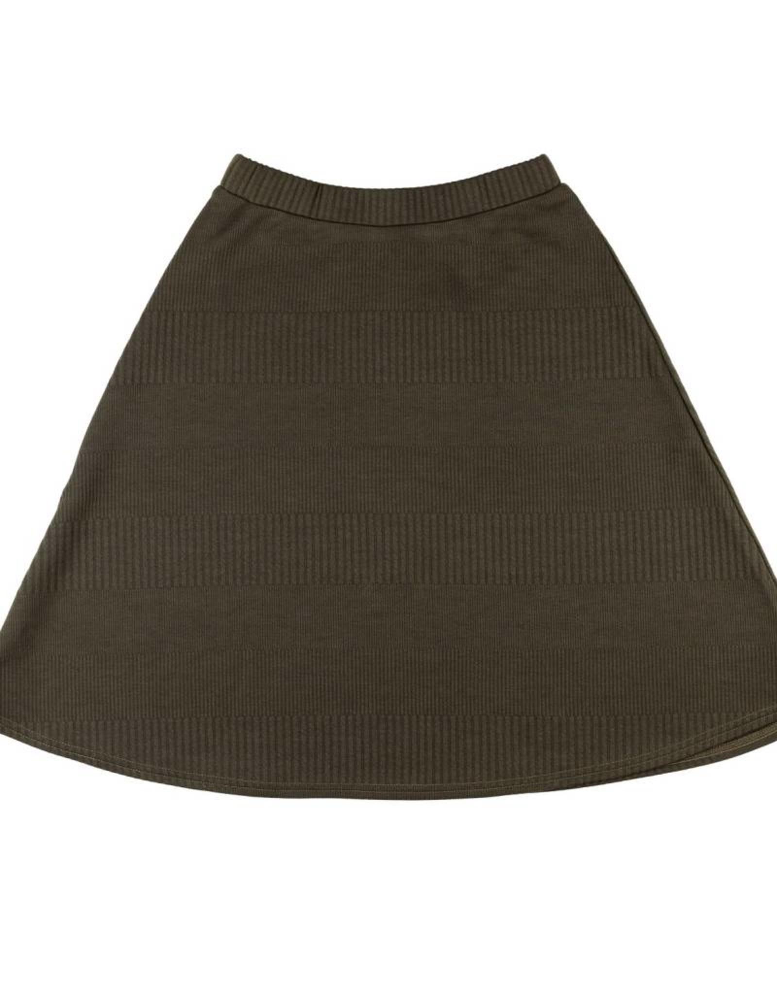 T.T.N. T.T.N. Knit Aline Skirt