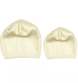 Maniere Maniere Metallic Stamp Hat