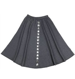 So Nikki So Nikki Teen Aline Skirt with Stars