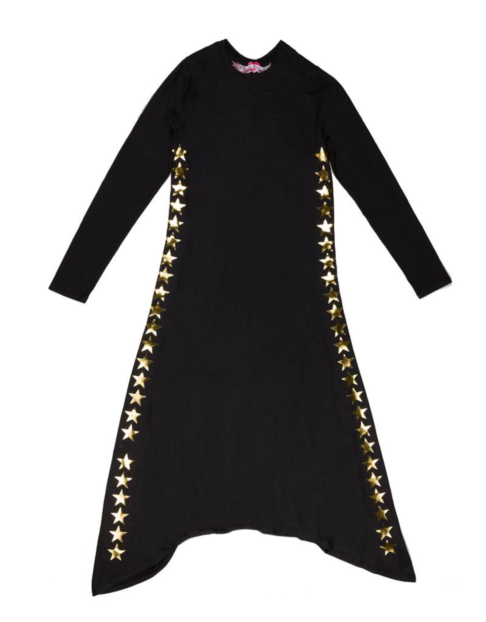 So Nikki So Nikki Girls Side Stars Dress