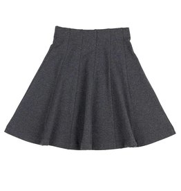 FIVE STAR Five Star Cotton Panel Skirt