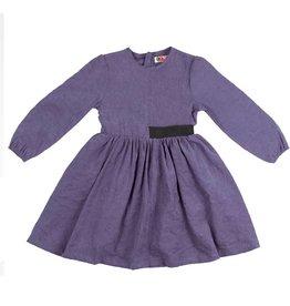 T.T.N. T.T.N. Suede Elastic Insert Dress