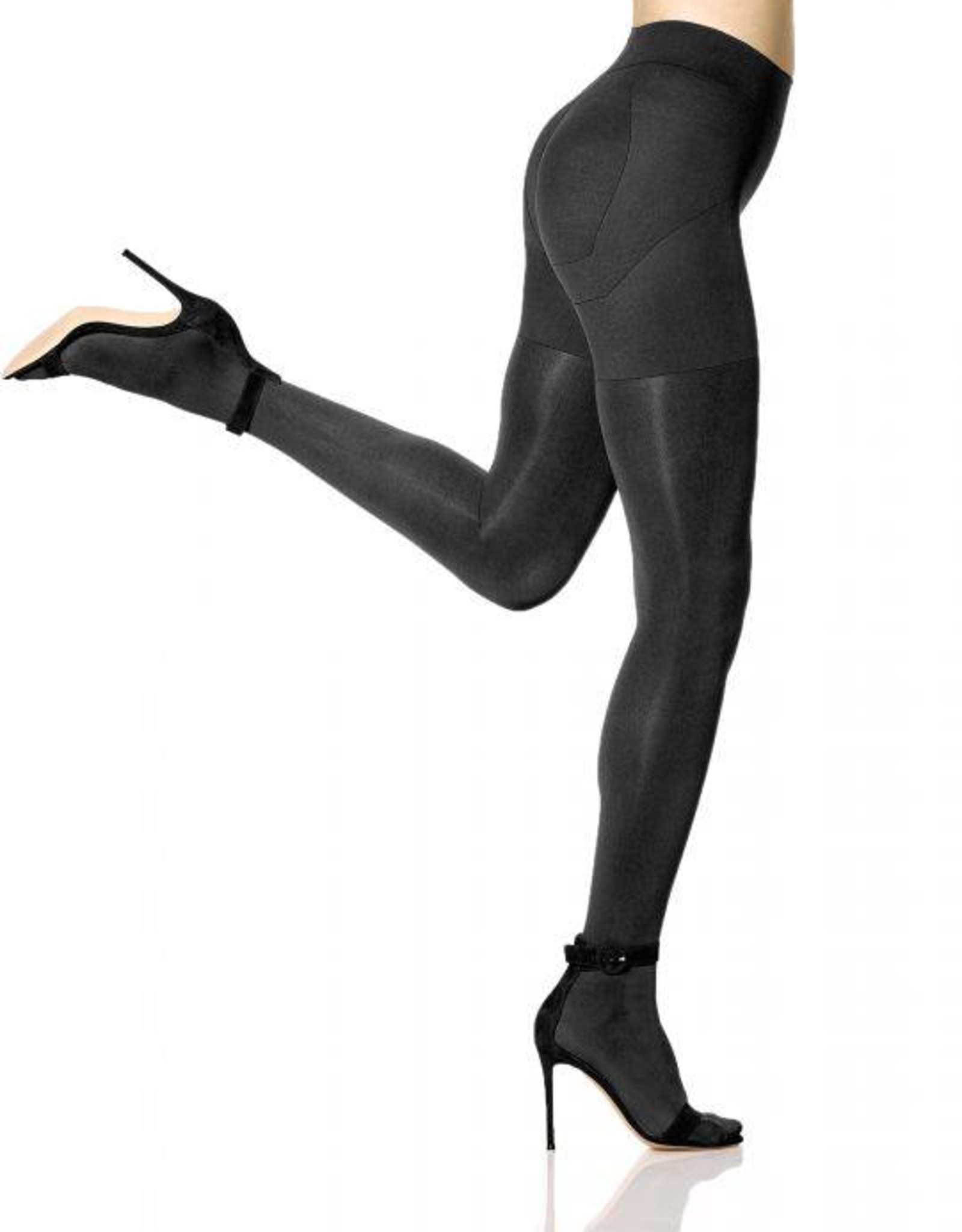 Hue HUE Matte Opaque Shaping Tights