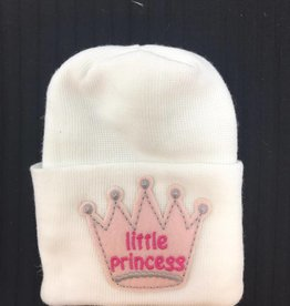 ILYBEAN ILYBEAN Little Princess Newborn Hat