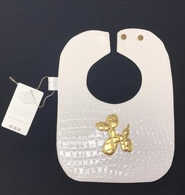 Boca Baby Balloon Dog Bib