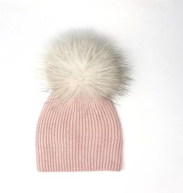 Maniere Maniere Knitted Wool Hat