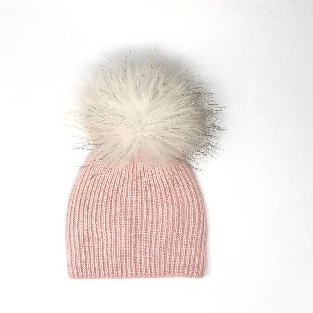 Maniere Maniere Knitted Wool Hat - Toetally You a53de6af5bbd