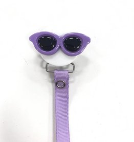 Crystal Dreams Crystal Dreams Sunglasses Pacifier Clip