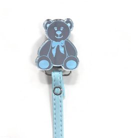 Crystal Dreams Crystal Dreams Mirrored Pacifier Clip