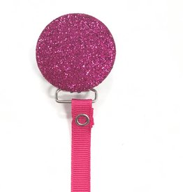 Crystal Dreams Crystal Dreams Glitter Pacifier Clip