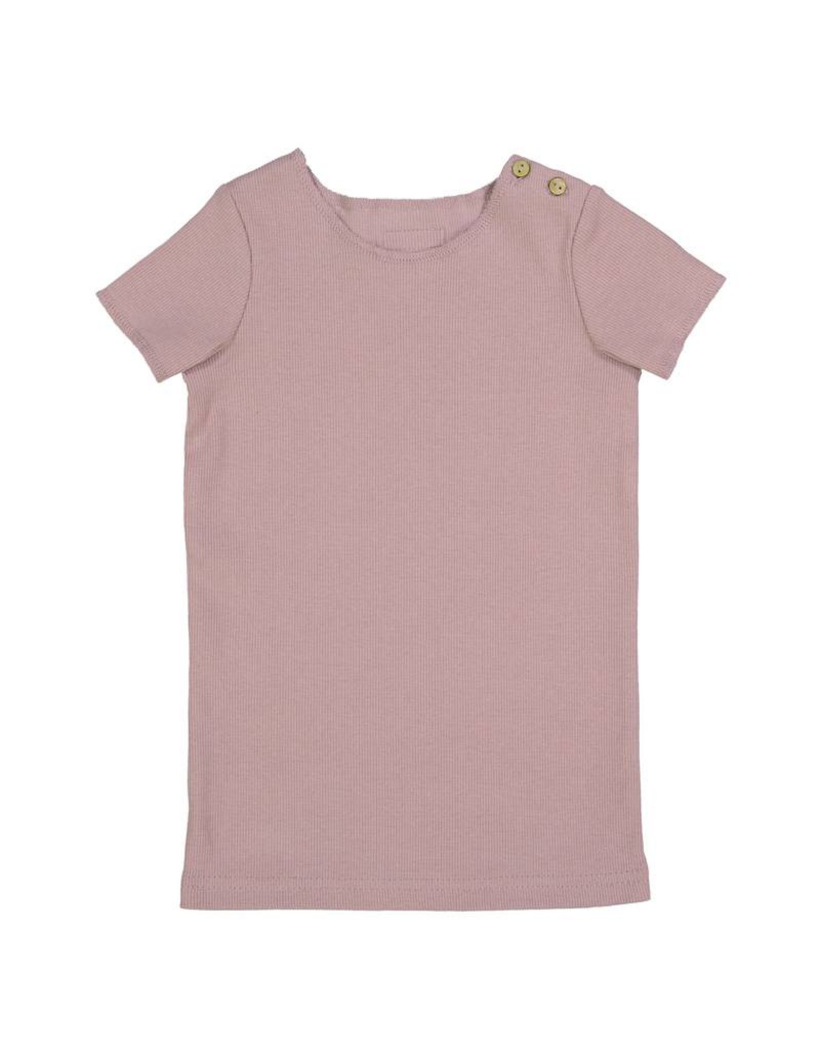 LIL LEGS Lil Legs SS19 Ribbed Tee Fashion Colors