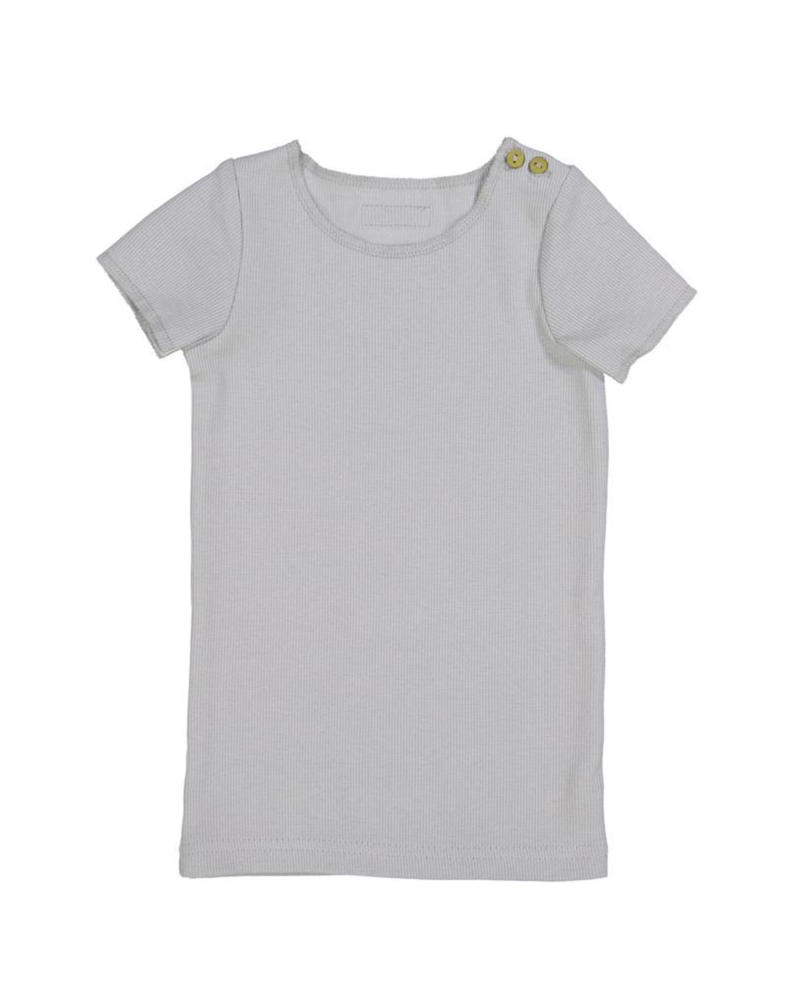 LIL LEGS Lil Legs SS19 Ribbed Tee Basic Colors
