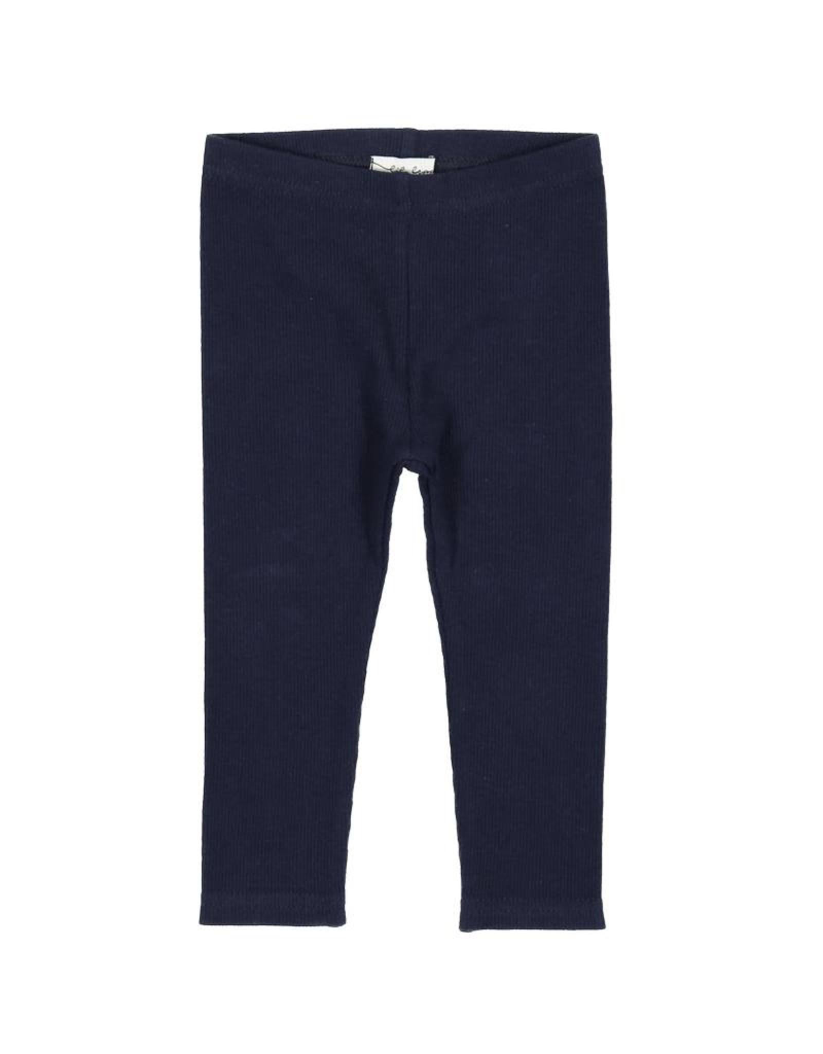 LIL LEGS Spring/Summer Ribbed Leggings Basic Colors