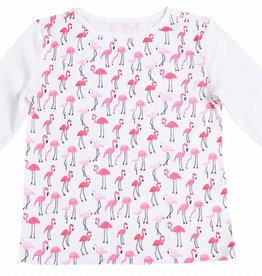 Miss Meme Miss Meme Flamingo T-Shirt